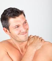 la tensión del cuello